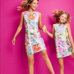 Lily Pulitzer for Target Nosey Floral shift dress